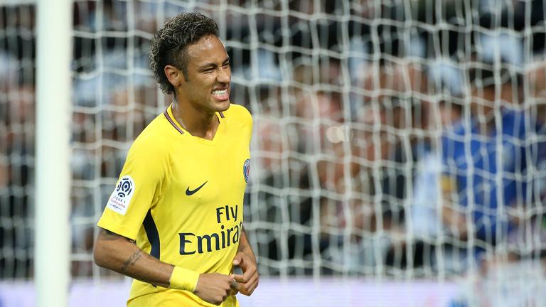 Hiába ér 222 milliót, Neymar csak négy pontot hoz a PSG-nek