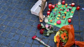 Egy könnyebb magyar sérültje van a barcelonai támadásnak