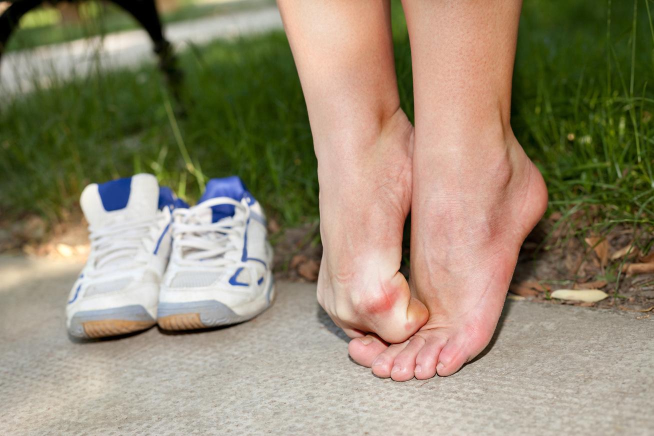 láb probléma