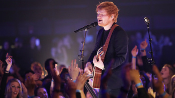 Ed Sheeran újra feltalálta a Backstreet Boyst