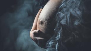 Ezért ne dohányozz és ne is e-cigizz terhesen