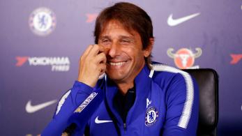 Conte röhögőgörcsöt kapott Diego Costa vádjainak hallatán