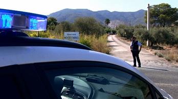 Robbantásos merényleteket tervezhettek a spanyolországi támadók