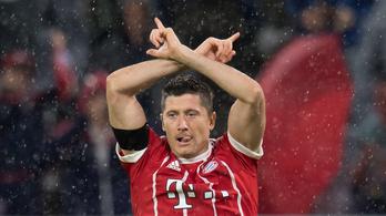 A videóbíró fújta be a Bayern büntetőjét