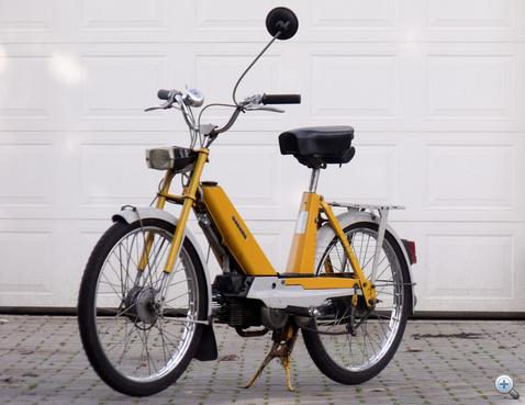 Inkább kerékpár, mint motor
