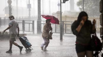 Bőrig ázunk augusztus 20-án, de legalább viharok nem lesznek