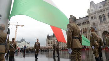Lefújták a budapesti légi parádé egy részét