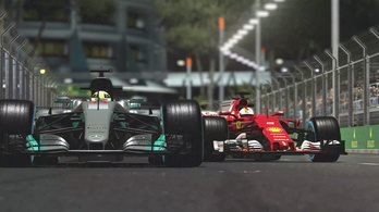 Esportbajnokságot indít a Formula–1