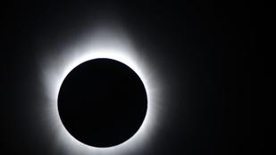 Itt is megnézheti a teljes napfogyatkozást