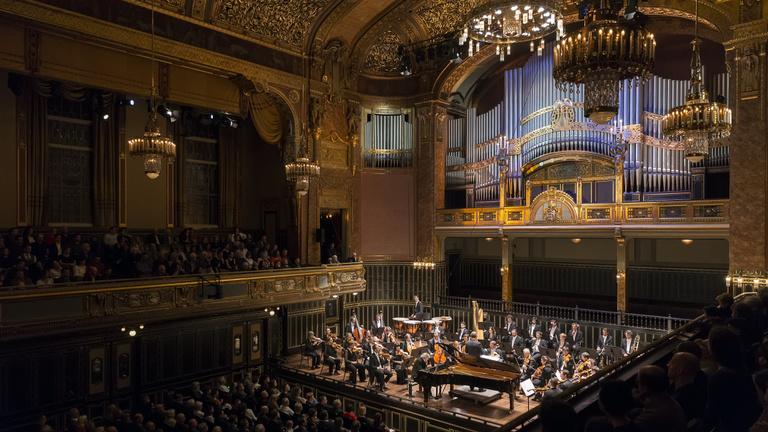 Hova üljünk egy koncertteremben?