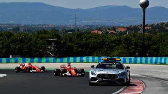 Pilóta nélküli safety car jöhet az F1-be