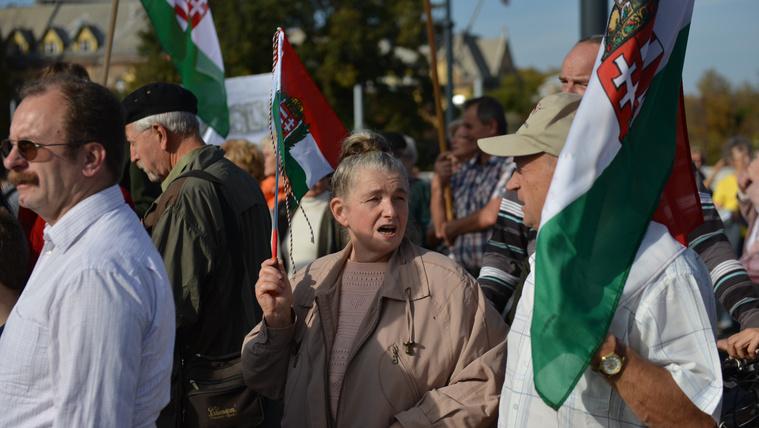 A magyarok az EU-s átlag felett vannak hazaszeretetben