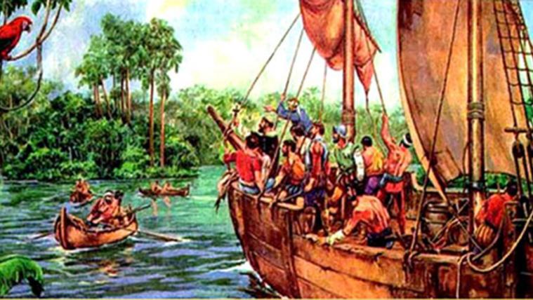 Egy botcsinálta felfedező hajózott le először az Amazonason