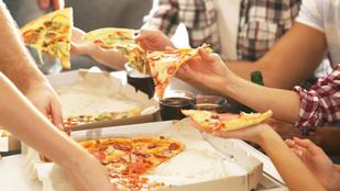 10 tipp, hogy ne hizlaljon annyira a pizza
