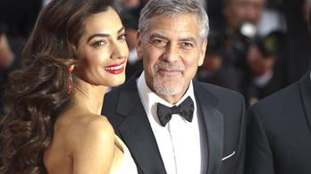 George Clooney egymillió dollárral szállt be a gyűlölet elleni harcba