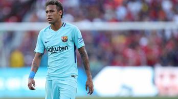 2,6 milliárdot követel a Barcelona Neymartól