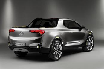 Jöhet az első Hyundai pickup