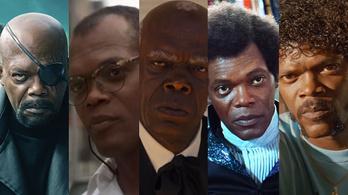 Íme, Samuel L. Jackson öt legjobb szerepe