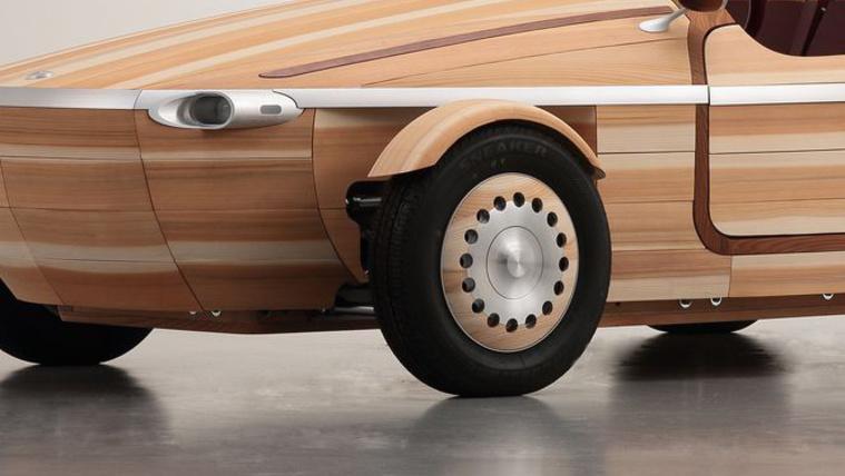Fából készülhetnek a jövő autói