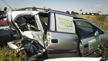 Részlegesen lebénult a Bulgáriában balesetet szenvedett magyar lány