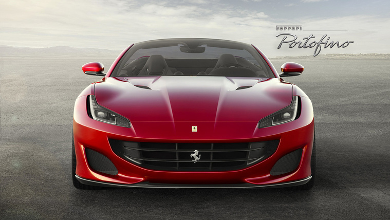 Vadiúj alapmodellt mutat a Ferrari