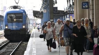 Kezdődik a pályafelújítás az egyik legforgalmasabb vasútvonalon