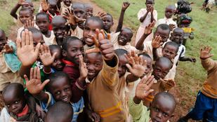 Ugandai maratonnal gyűjtöttek az afrikai iskolának