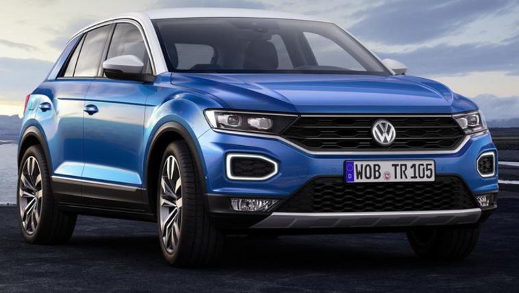 T-Roc: megjött a következő VW-sláger