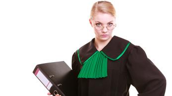 Bugyiviseléshez is ad tanácsokat a bíróságok arculati kézikönyve