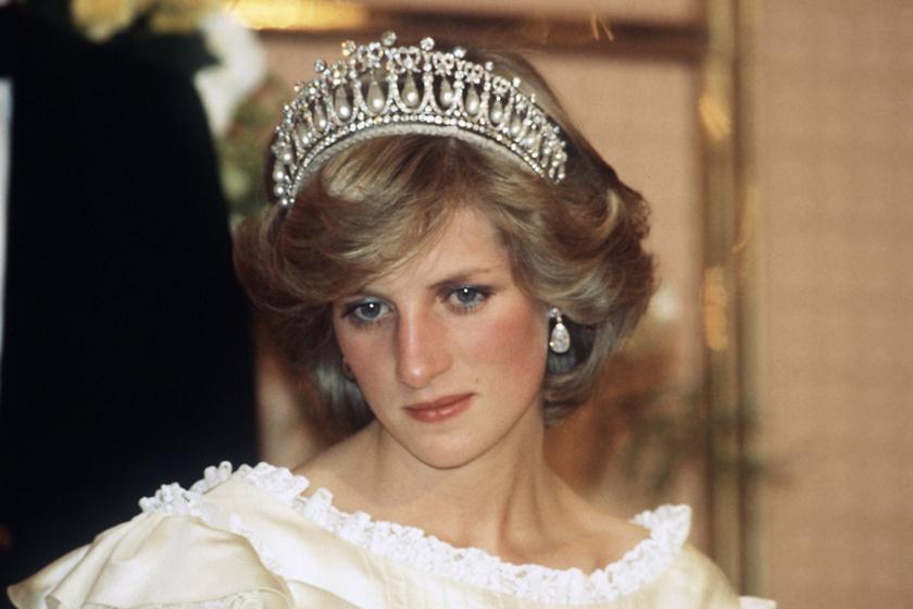 Fotókon Diana otthona a Kensington-palotában - Itt élt haláláig a hercegnő