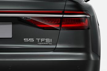 Új névadási rendszert vezet be az Audi