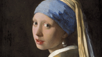 Nem gyöngyből van a lány fülbevalója Vermeer képén?