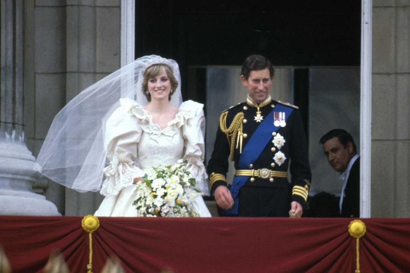 Rejtélyes módon tűnt el Diana esküvői ruhája