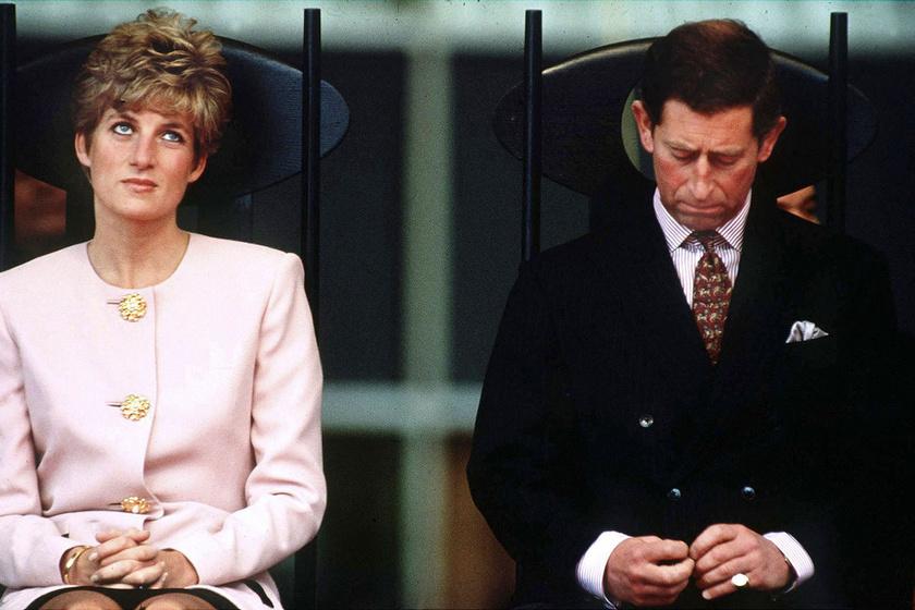 Elképesztő, mit szólt be Károly herceg Dianának - Ennél jobban nem alázhatta volna meg