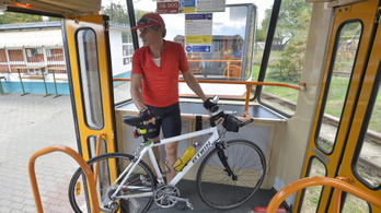 Újabb BKK-járatokra lehet felszállni biciklivel