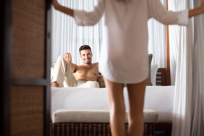Mire gondol a férfi, amikor meztelenül lát? Meglepődsz, de erre biztosan nem