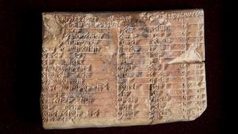 Babilónia köröket vert a görögökre matekban