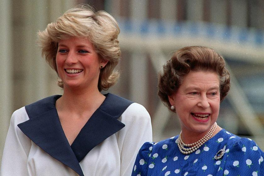 Így reagált Diana halálára a királynő - Egész Anglia felhördült a viselkedésén