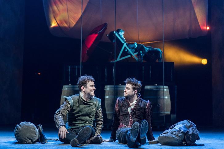 Rosencrantz és Guildenstern halott - Joshua McGuire és Daniel Radcliffe