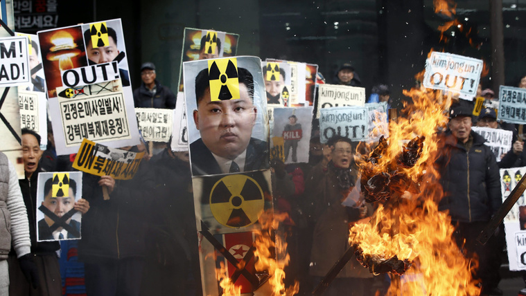 Mire mentek a Nyugat ellenségei a nukleáris programjaikkal?