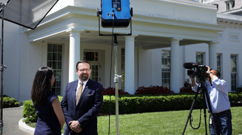 Gorka Sebestyén távozik a Fehér Házból