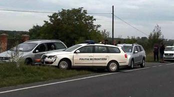 Embercsempészekre lőttek a román határőrök