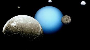Az Uránuszon és a Neptunuszon gyémántok hullanak az égből