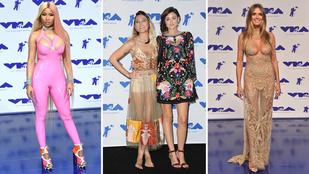 Nézd meg a VMA legjobb ruháit!