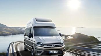 California XXL: az igazi luxus-VW