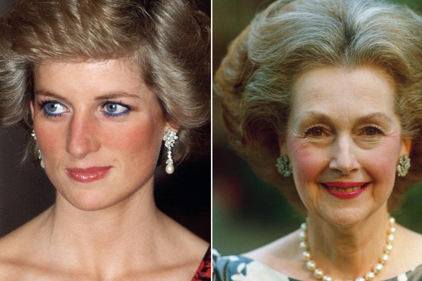Diana ezt művelte a mostohaanyjával - Így eldurvult a viszonya apja feleségével