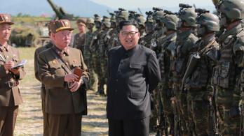 Észak-Korea készülődik a hatodik atomkísérletére