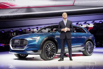 Tisztogatás az Audi vezetésében