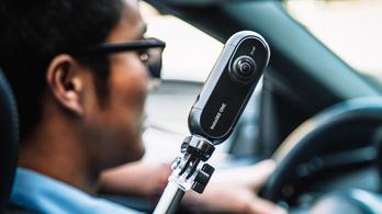 Megállítja az időt az Insta360 One kamera