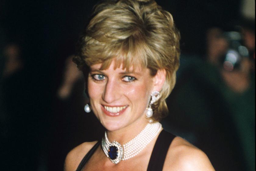 Diana őrült szexi miniben ünnepelte válását - Felejthetetlen fotó készült róla